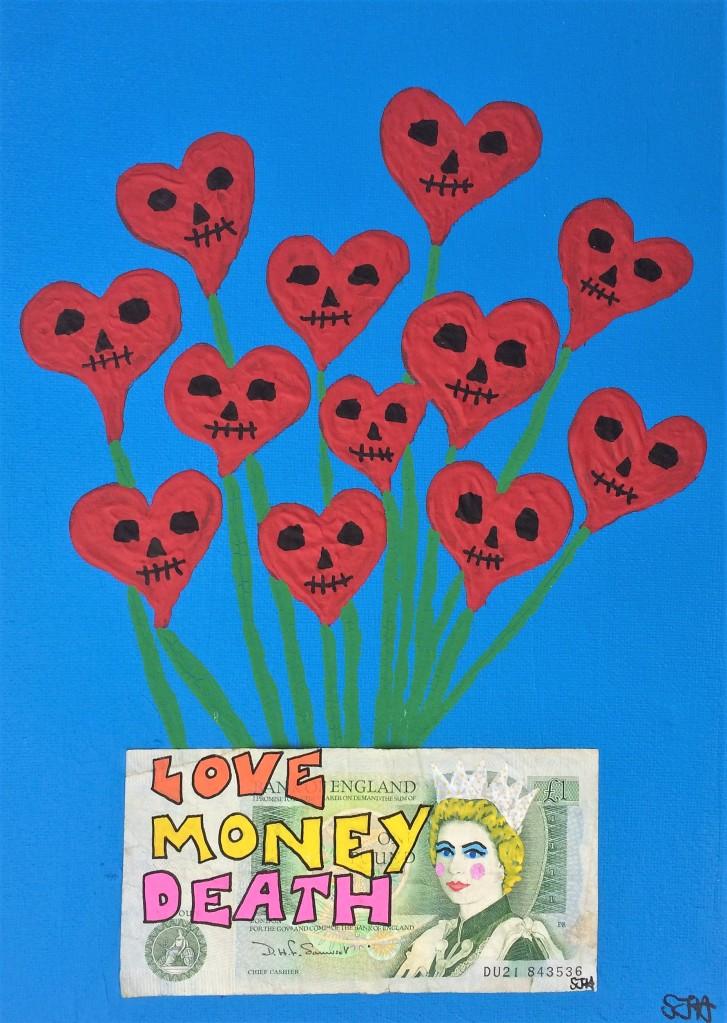 Love Money Death, 2020