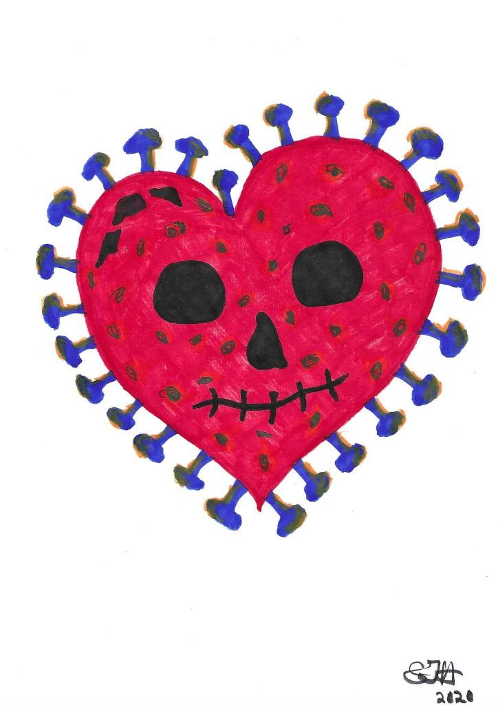 Love Skull Virus, 2020