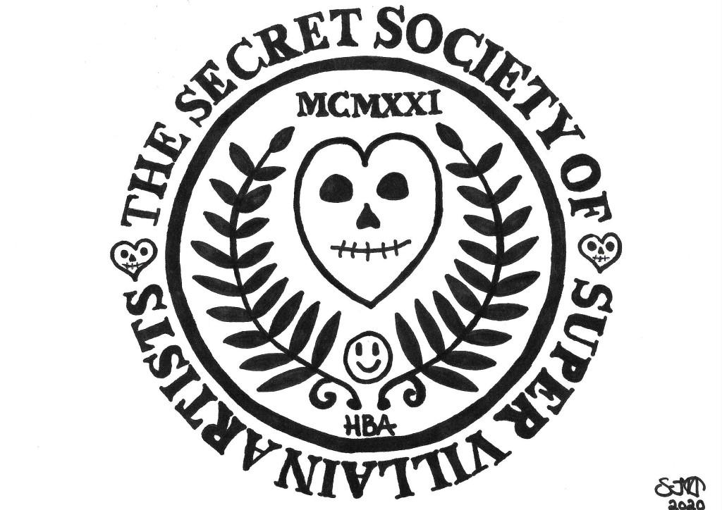 Logo for the SSOSVA, 2020